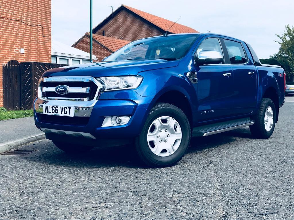 ford ranger limited 2 2 tdci 66 2017 15 000kmiles in boldon colliery tyne and wear gumtree. Black Bedroom Furniture Sets. Home Design Ideas