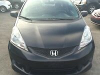 2009 Honda Fit Sport** Rac de Bicycle inclus**