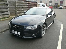 AUDI A5 2.0TDI BLACK EDITION