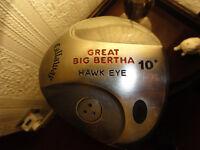 Callaway Big Bertha Hawkeye Ladies Driver 10 degree.
