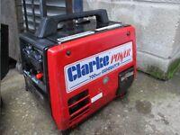 petrol suitcase generator 4 stoke