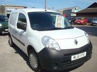NO VAT TO PAY Renault Kangoo Fantastic Condition only 80k miles,Full History, Full MOT,Trade £4150