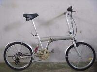 Folding bike 2830A