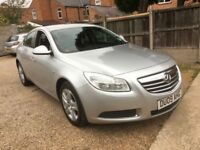 VAUXHALL INSIGNIA 2.0 CDTI EXCLUSIVE, FULL SERVICE HISTORY, ONE OWNER FROM NEW, TWO KEYS,DRIVES WELL