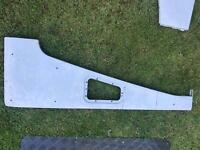 Landrover defender wing top