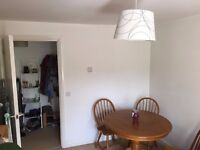 Double room, friendly and quiet 2 bed flat. Close to University park and bus/tram stops in Beeston