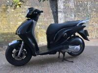FULLY WORKING 2010 Honda ps 125cc learner scooter 125 cc moped ped