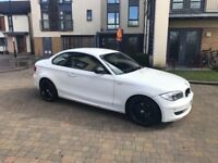 BMW 1 series sport cupe 2012 £30 a year tax