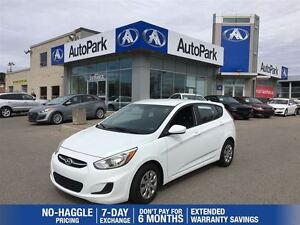 2015 Hyundai Accent LE/BLUETOOTH/MP3/KEYLESS