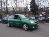Renault Clio 1.5 dCi Dynamique 3dr ***GREAT CHEAP DIESEL CAR***