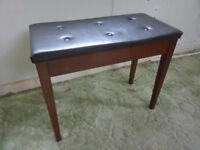 Piano/organ stool