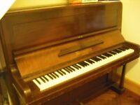 Neumeyer Upright Piano