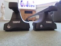 Thule Roof Bars for Renault Scenic 2003 to 2016