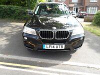 2014 BMW X3 2.0 XDRIVE 20D SE