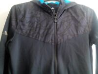 Boys addidas messi jacket