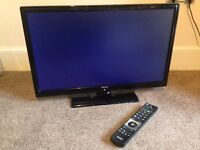 "Faulty 24"" Combination Full HD Smart LED TV/DVD"