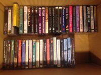 46 cassette audio books including some wonderful classics