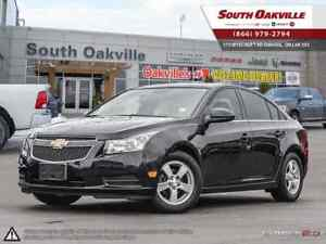 2014 Chevrolet Cruze 2LT | $88 BI-WEEKLY* | HEATED LEATHER | SUN