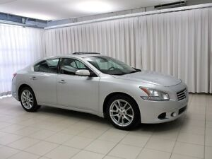 2010 Nissan Maxima SV LEATHER AND SUNROOF!!