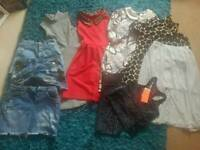 Size 8/10 women's clothes