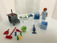 Playmobil 5271 Leisure housekeeping service £5.00