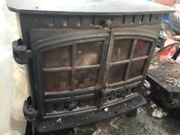Hunter Herald 8 CB Woodburner Stove