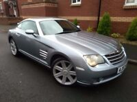 53 Chrysler Crossfire 3.2V6 84k Low Mileage HPI/Mileage & Accident Clear P/Service History.