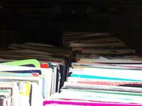 Approx 600 x records vinyl, all oldskool club and dance, trance, very good condi