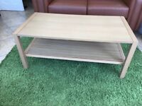marks and spencer large coffee table