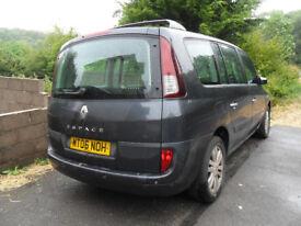 Renault Grand Espace Initiale 2.0 dCi 175 - 2006 - Versatile MPV, Family Bus, Load-lugger