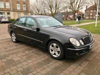 2005 Mercedes e280 Avantgarde 3.0 diesel automatic 7g triptronic gearbox