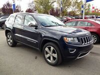 2015 Jeep Grand Cherokee Limited 4x4   NAV  20's  Roof  Leather