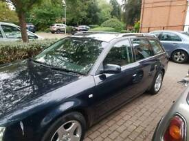 Audi a6 avant tdi 2004/54 blue Manual