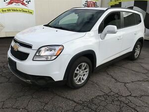 2014 Chevrolet Orlando LT, Automatic, Third Row Seating,