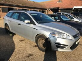 FORD MONDEO 2.0 TDCI estate 2013/13 ex MET POLICE c/w dog cage silver