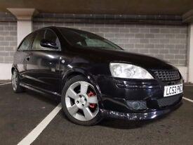Vauxhall Corsa SRI 1.4 3DR IRMSCHER UPGRADE