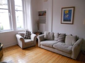 SHORT TERM LET OF A ONE-BEDROOMED FLAT LOCATED IN STOCKBRIDGE FROM 10th APRIL FOR 3- 4 MONTHS
