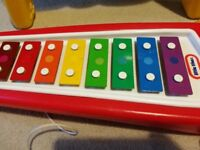 Little tikes music instrument
