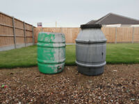 2x Water Butts (Free for collection)