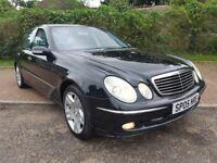 2005 Mercedes-Benz E Class 3.2 E320 CDI Avantgarde 4dr (Euro 4) Automatic @07445775115