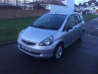Honda Jazz 1.4 i-DSI S 5dr£1,299 p/x welcome PART EXCHANGE PRICED TO CLEAR