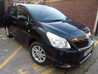 2012 TOYOTA VERSO**LOW MILEAGE**PCO ALLOWED**7 SEATS**SERVICE HISTORY**ONLY 7900**