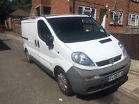 Van for sell Vauxhall Vivaro