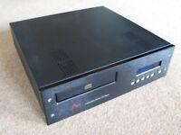 Award winning AVI Laboratory Series CD Player. Excellent condition.