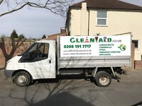 WASTE RUBBISH REMOVAL BY 12CY TIPPER TRUCK