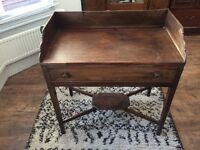 Vintage wash stand / baby change table