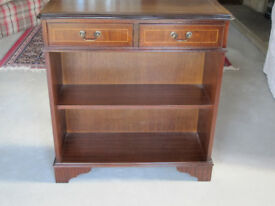 Reproduction Bookshelves with Two Drawers