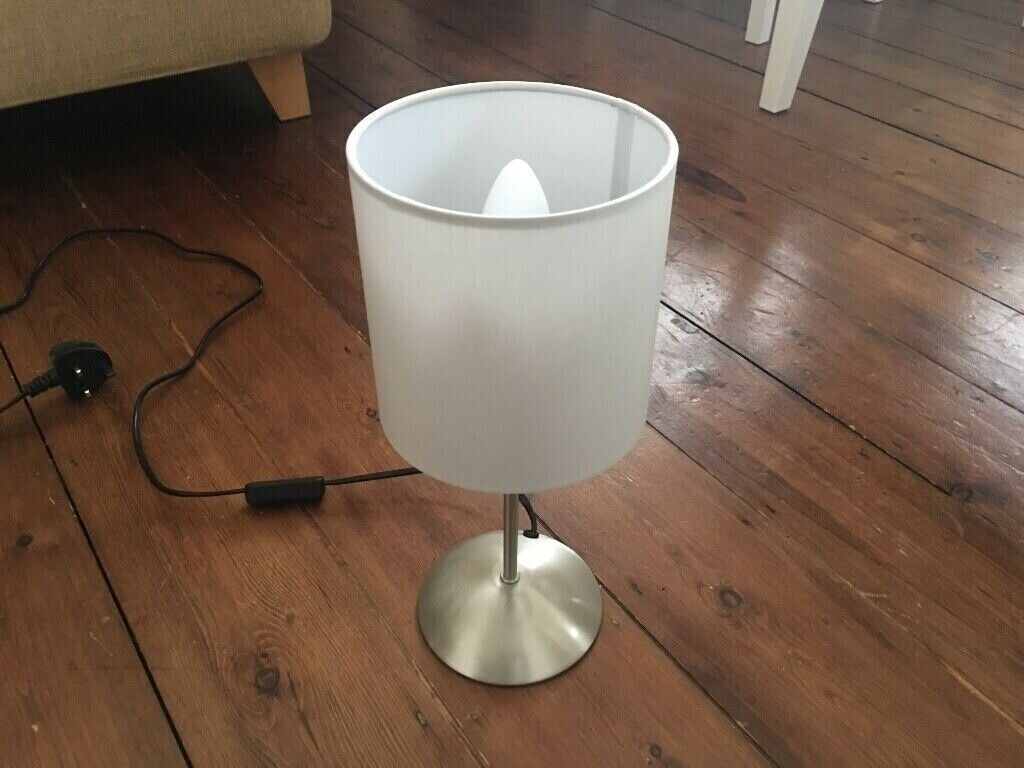 Ikea Sinnerlig Hanglamp : Ikea tiarp table lamp including led bulb in clapham london