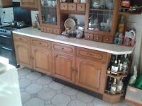 Worktops for kitchen (or workshop)