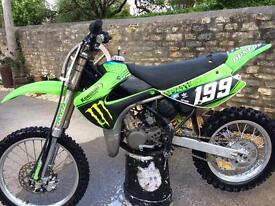 Kx 85 big wheel (not yz rm sx tm cr)